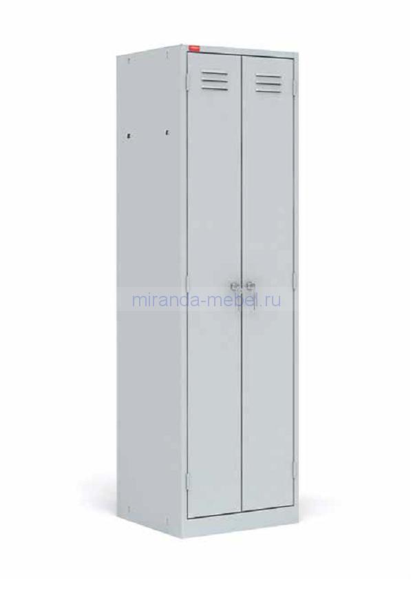 Шкаф металлический для одежды ШРМ 22-800