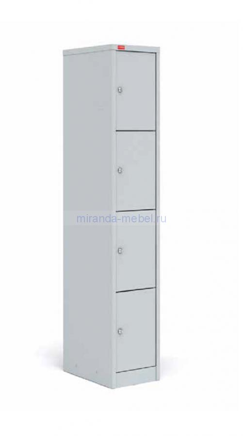 Шкаф металлический для сумок ШРМ 14
